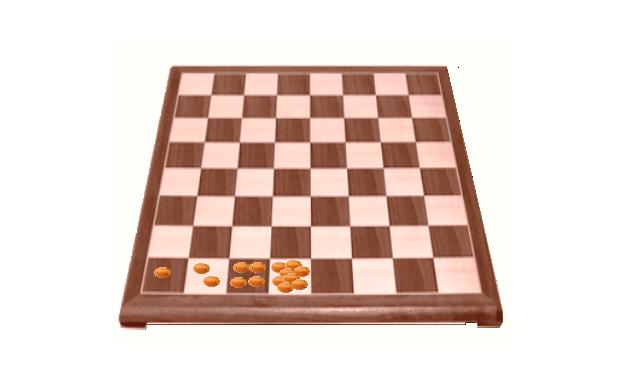 Wheat and chessboard