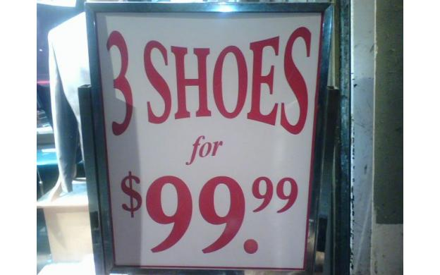 Shoes for Sale