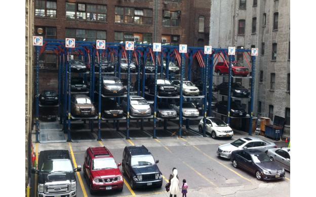 3-D Parking