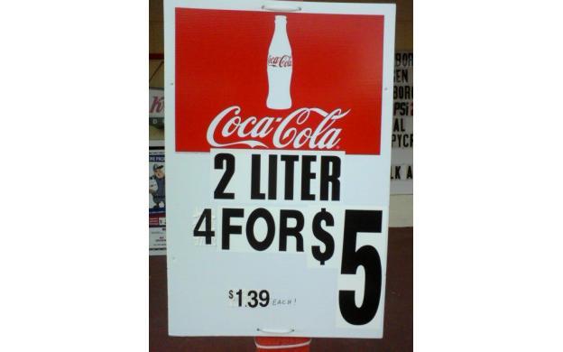 Liters of Coke
