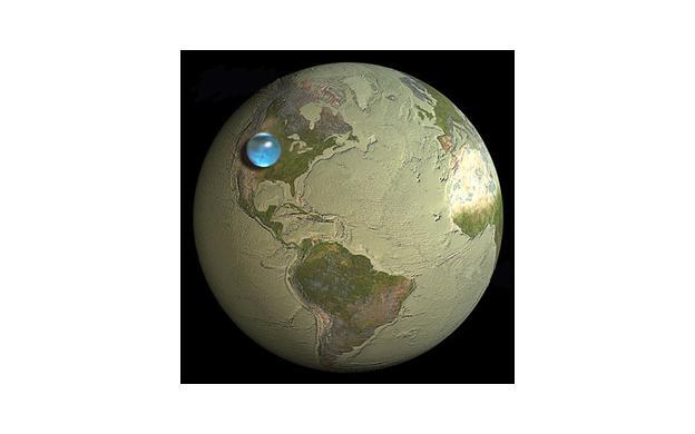 Earth's Water Sphere