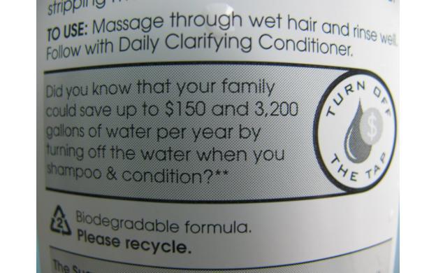 Splish, splash, taking a bath.